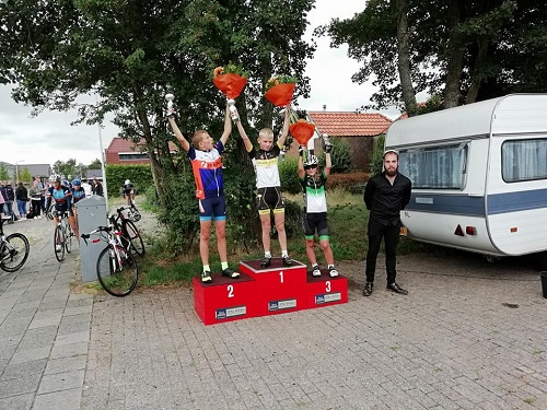 180901 Ronde Westereen Laura Westra